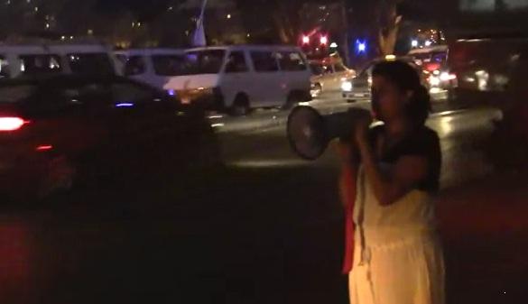 اغتيال حلم سندريلا ماسبيروا فيفيان مجدى فى ماسبيروا 9أكتوبر 2011 Fivian