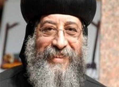 """تواضروس الثاني في مواجهة """"الإخوان"""": حقوق الأقباط أولاً Popppp2"""
