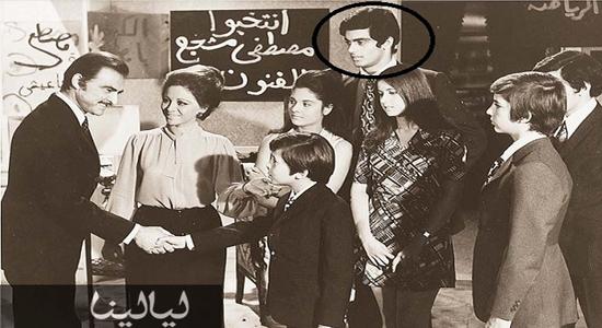 الأقباط متحدون صور الظهور الأول للفنان سيف أبو النجا منذ فيلم إمبراطورية ميم