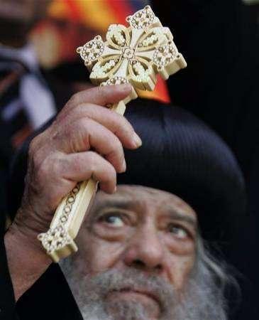 البابا شنوده: لم نسكت عن أسلمة القاصرات وهي ضد الإسلام نفسه Pope_shenoda