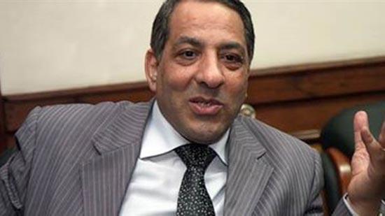 ماجد حنا عضو مجلس نقابة المحامين