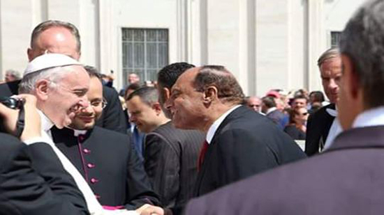 3d24f3d7964ac Pope Francis heads to Egypt on Friday with a peace and mercy message for  Muslims and