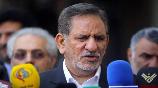 جهانجيري ينسحب من السباق الرئاسي في إيران لصالح روحاني