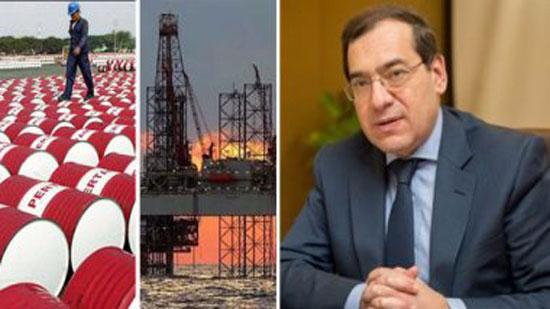 طاق الملا وزير البترول