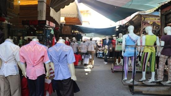 477794bb7 الأقباط متحدون - ارتفاع اسعار ملابس العيد يتسبب فى عزوف المواطنين عن ...