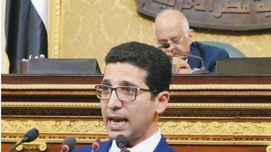 Coptos unidos - Haitham Hariri y otros diputados son referidos al Comité de Valores