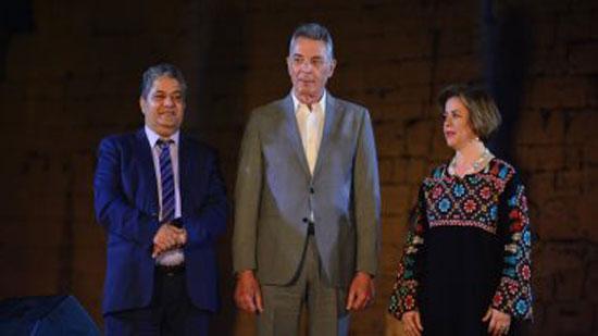 """نتيجة بحث الصور عن """"سيد فؤاد """" يعلن أن الممثل محمود حميدة رئيساً شرفياً لمهرجان الأقصر للسينما الإفريقية"""