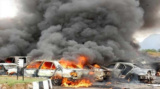 مقتل 17 في انفجارين انتحاريين بمقديشيو