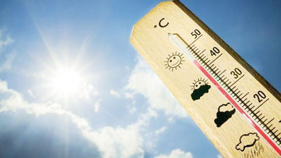 تعرف على توقعات درجات الحرارة غدا السبت