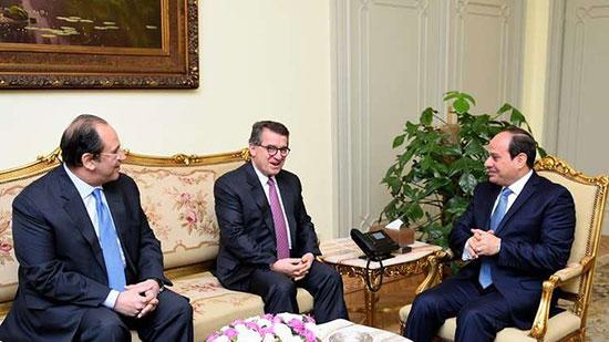 مدير المخابرات اليونانية يشيد بدور مصر في منطقة الشرق الأوسط
