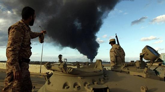 ليبيا تعلن السيطرة على أحد أهم الحقول النفطية