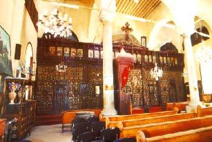 كنيسة العدرا والقديس أبانوب بسمنود