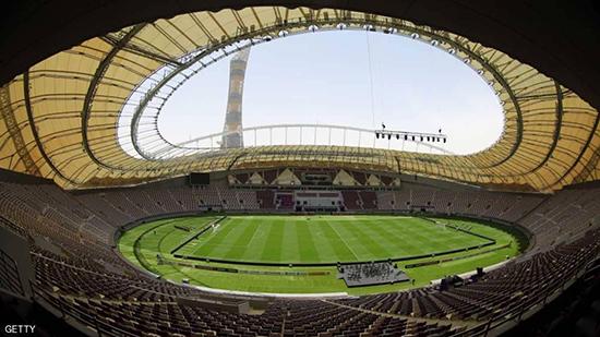أحد ملاعب مونديال قطر