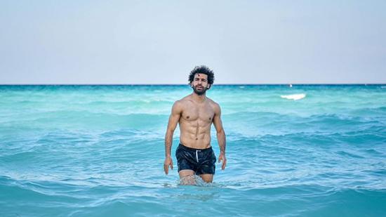 نجم نادي ليفربول، اللاعب المصري محمد صلاح