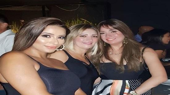 235e7f332 نرمين الفقي تحتفل بعيد ميلادها بمجموعة مثيرة من الصور