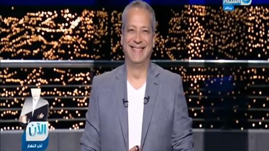 الأقباط متحدون - تامر أمين عن حلقة علواني في أول ظهور بعد ...