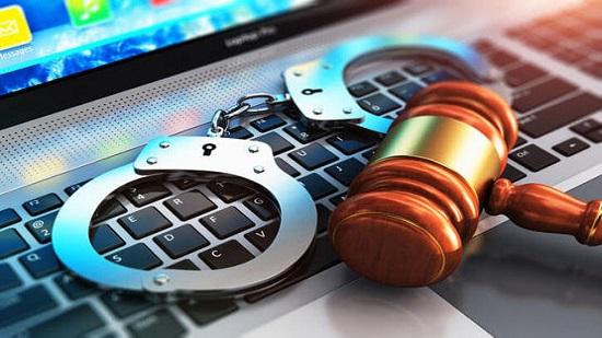 جرائم الأنترنت PDF – هروال هبة نبيلة