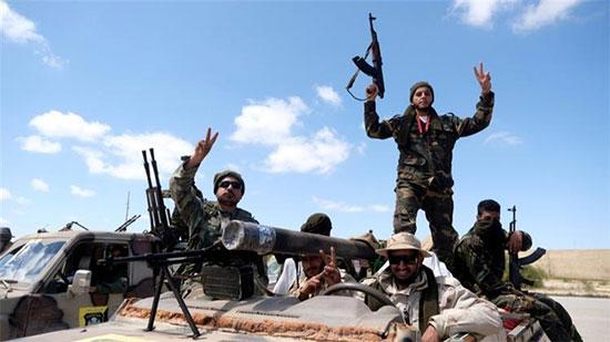 الجيش الليبي يحذر ميليشيات الوفاق من الهجوم على مواقعه