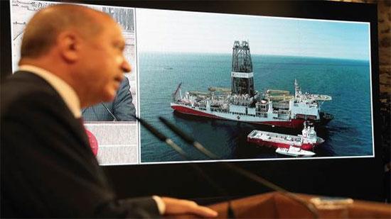 أردوغان يعلن اكتشاف جديد للغاز في البحر الأسود