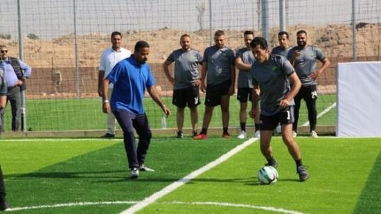 انطلاق دورى الحكومة لكرة القدم.. ووزيران فى مباراة «افتتاح استعراضية»