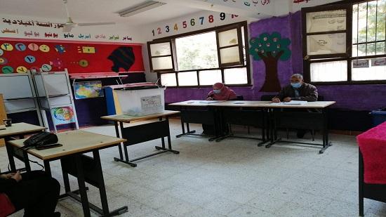 إقبال ضعيف في مدن المراكز بالانتخابات البرلمانية في الفيوم