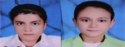 """الأمن يُعيد الطفلتين """"مريم"""" و""""سامرية"""""""
