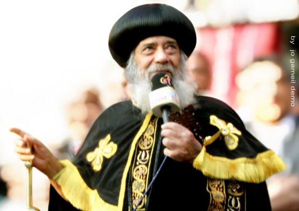 عيد تجليس قداسة البابا شنودة الثالث