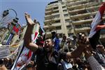 ألوف المسلمين بمصر يتظاهرون ضد اختيار محافظ مسيحي Qena